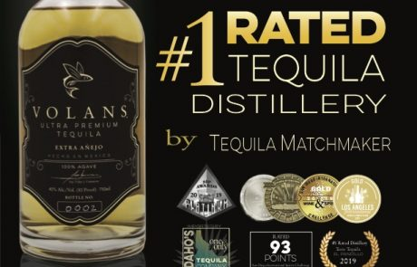 Volans Tequila - #1 Rated Tequila Distillery