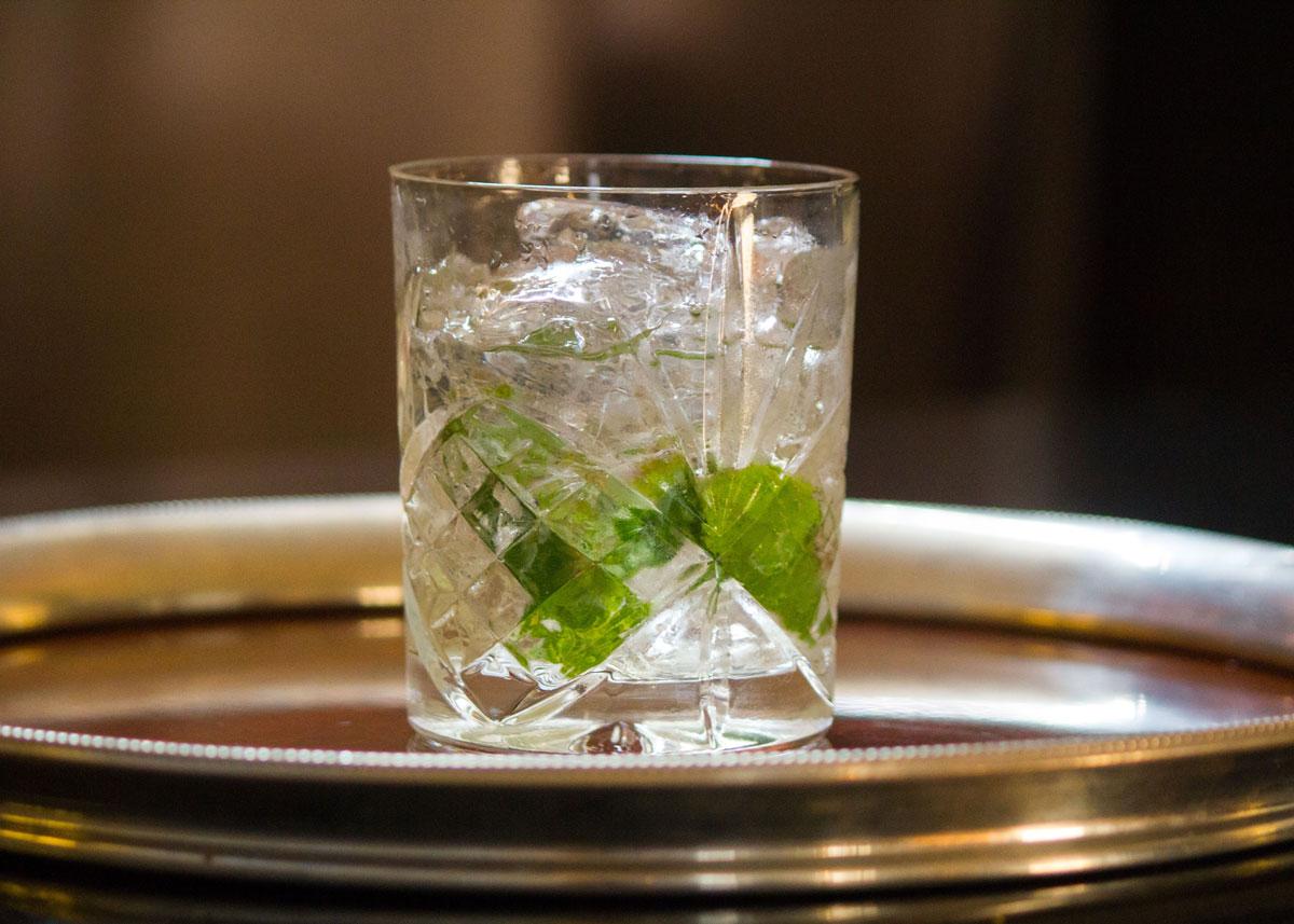 Volans Tequila Mint Julip