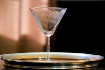 Tequila Cosmopolitan - Before