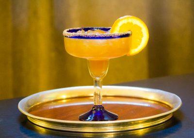 Extra Añejo Ginger Margarita - After