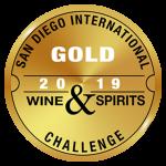San Diego Spirits Awards Gold Medal Winner Volans