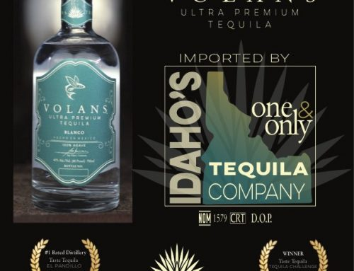 Volans Premium Blanco Tequila – Idaho's only Tequila Company