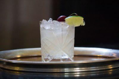 Volans Extra Añejo Tequila Sour
